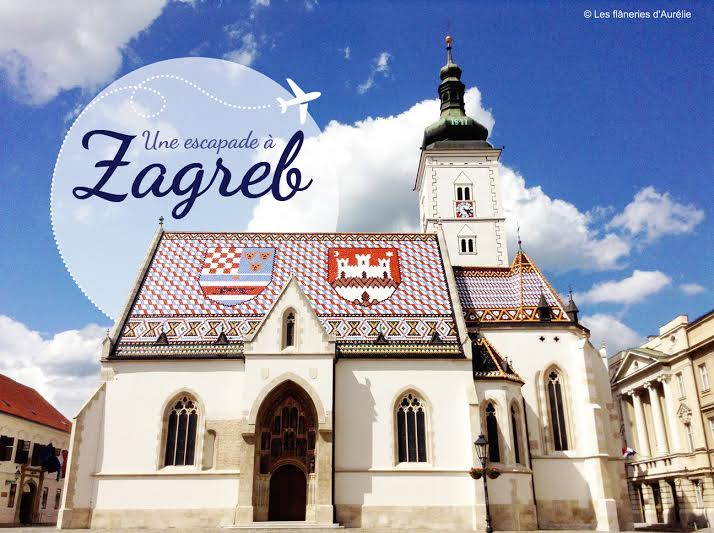 Croatia, the Adriatic pearl : Zagreb #1