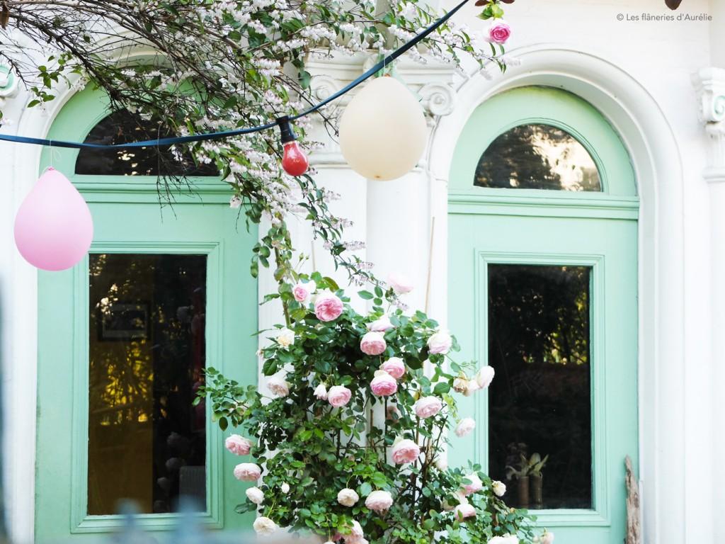 Paris bucolique #1 : la Cité des Fleurs