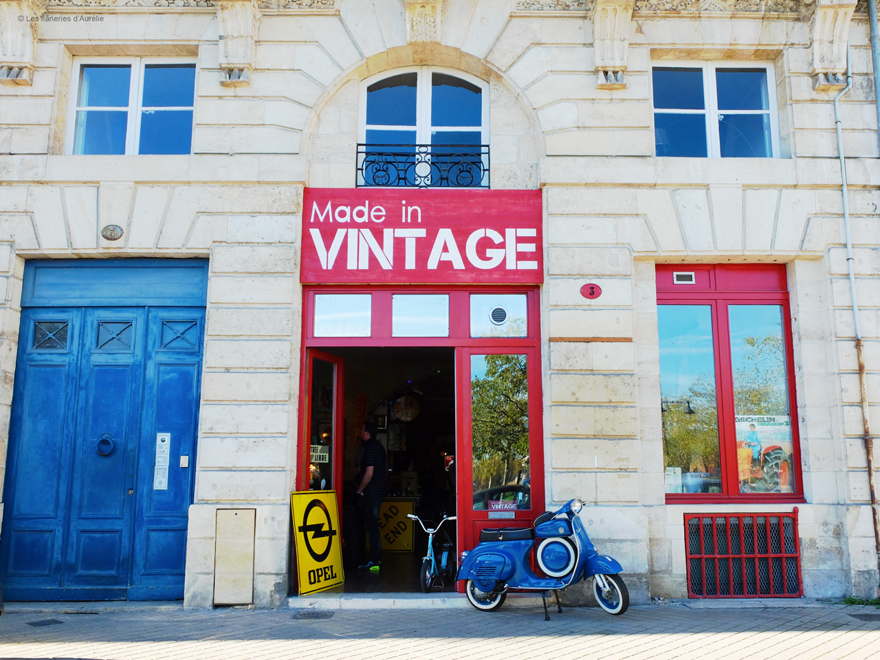 boutique vintage bordeaux