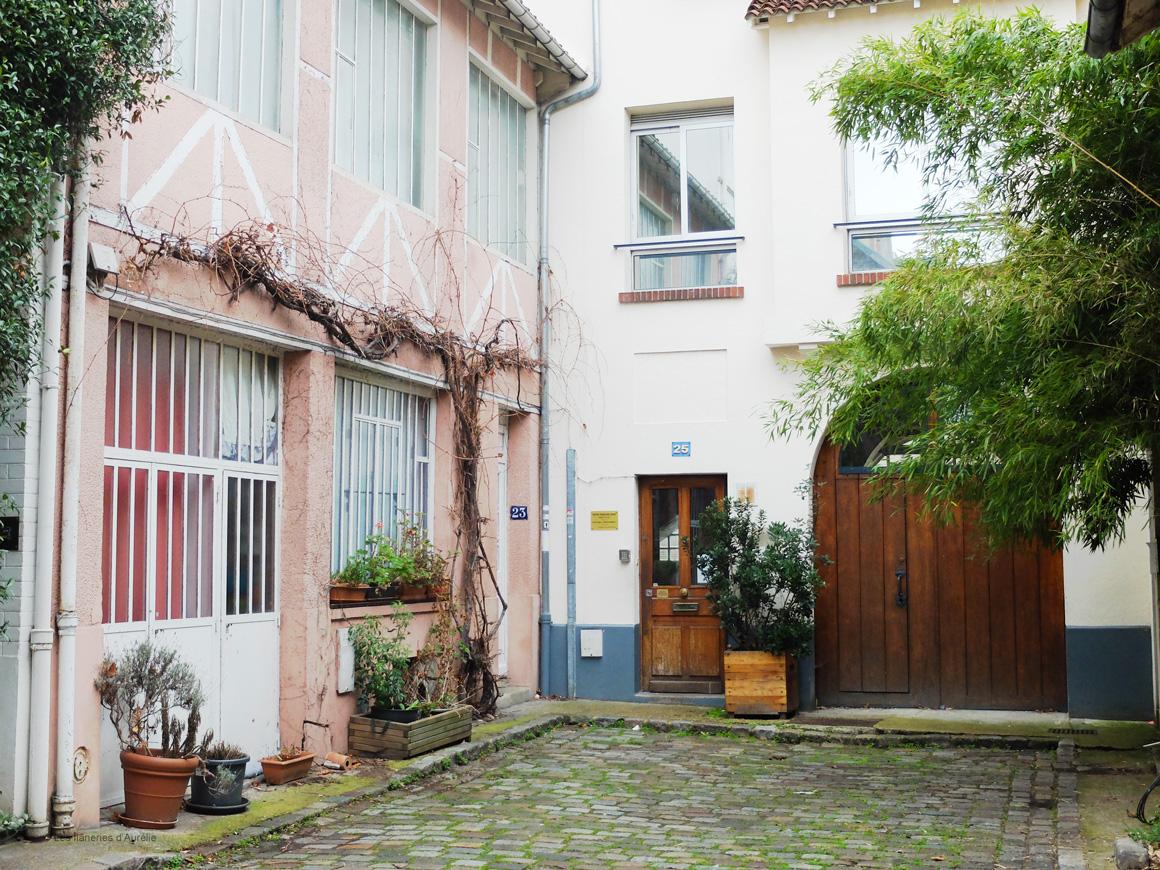 Paris bucolique #12 : Villa Santos-Dumont