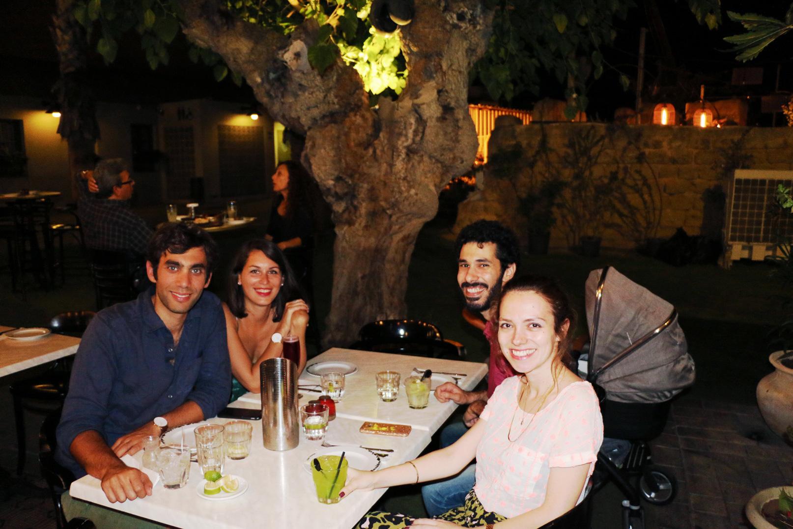 israeli-friends